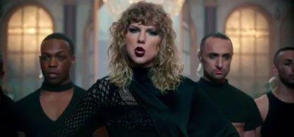 Teaser del nuevo vídeo de Taylor Swift, que tendrá su estreno mundial este domingo en los MTV VMAs 2017