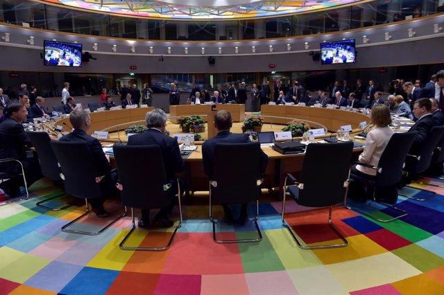 Cumbre Brexit Bruselas abril 2017