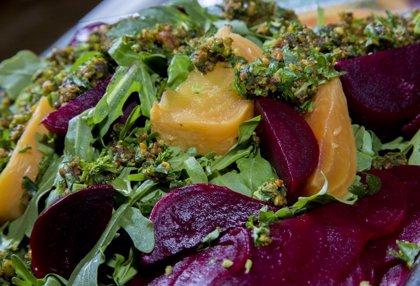 La dieta vegetariana te baja todos los niveles de colesterol