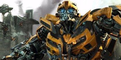 Bumblebee luce su carrrocería clásica en el spin-off de Transformers
