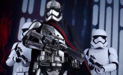 Star Wars revela los orígenes de la Capitana Phasma