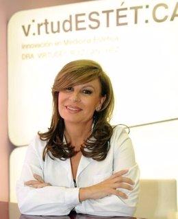 La doctora Virtudes Ruiz Sánchez