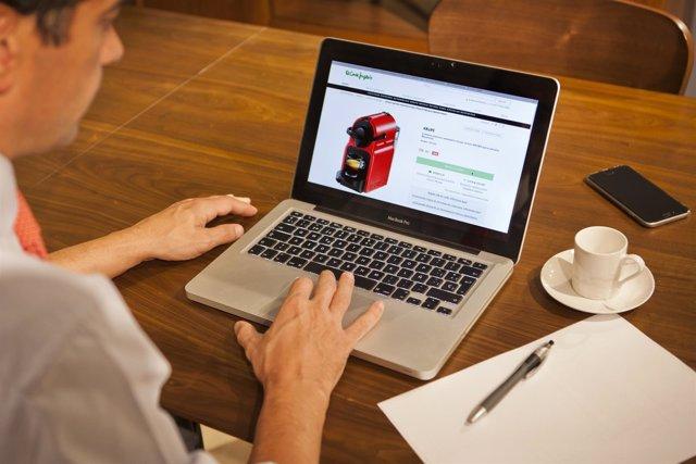 Compras online en El Corte Inglés