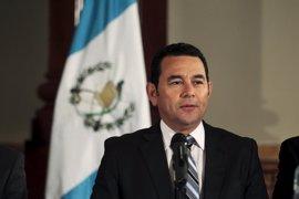 Jimmy Morales expulsa al presidente del CICIG y le declara persona 'non grata'
