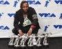 Foto: Kendrick Lamar, estrella de los MTV Music Awards con seis galardones