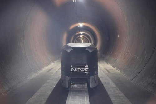 WARR Hyperloop one prototipos SpaceX Elon Musk