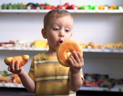Controlar las ganas de comer también es clave en la obesidad infantil
