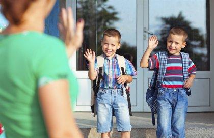 Evitar las prisas ayuda a los niños a no estar inseguros frente a la vuelta al cole