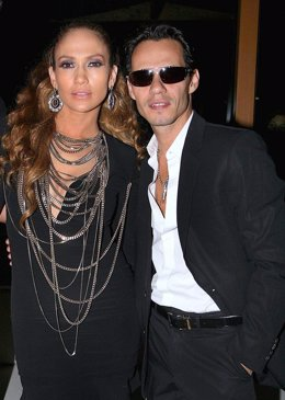 Marc Anthony y Jennifer López