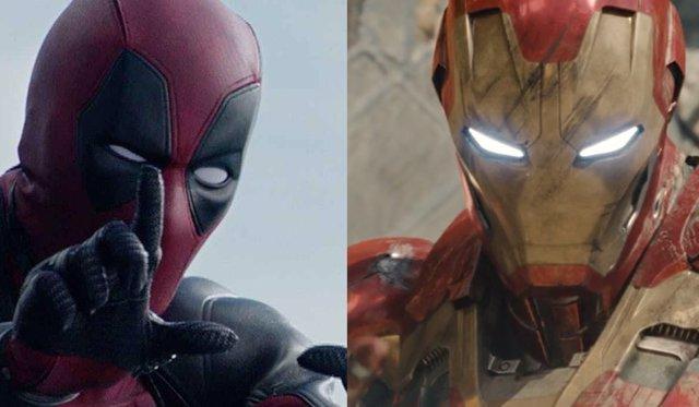 Ryan Reynolds quiere un crossover entre 'Deadpool' y 'Los Vengadores'