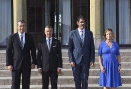 """Urkullu pide """"una etapa de reconocimiento"""" en el Estado y UE de las naciones de Euskadi y Cataluña"""