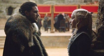 Juego de Tronos: Jon Snow y Daenerys Targaryen reaccionan ante la gran revelación del 7x07