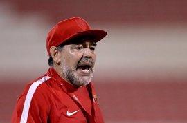 Maradona se une a la búsqueda de Santiago Maldonado