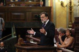 Rajoy responde al PSOE recordando Lasa y Zabala y afea a Podemos su conexión con Venezuela