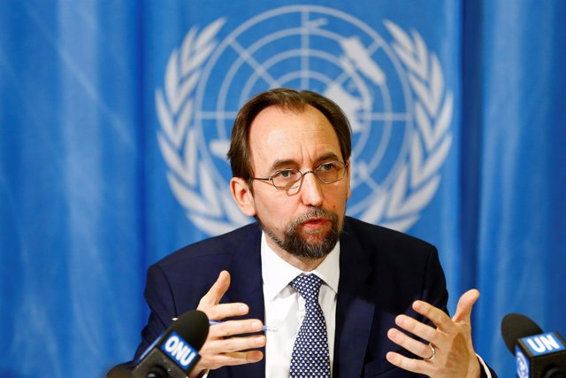 Zeid Raad al Hussein, Alto Comisionado de DDHH