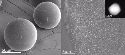 Usan nanopartículas de oro para activar fármacos dentro de los tumores