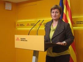 ERC replica a Puigdemont que serán los catalanes quienes decidan sobre el ejército