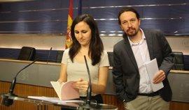 """Podemos acusa a Rajoy de """"mentir"""" en la Audiencia Nacional y de cobrar sobresueldos"""