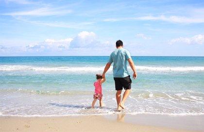 Los baños de mar son beneficiosos para los pacientes con enfermedades dermatológicas