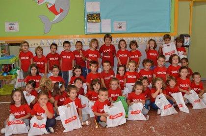 Colgate pone en marcha un programa para inculcar una correcta higiene bucodental a los niños