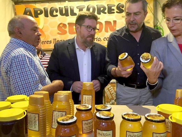 Nota De Prensa Consejería De Agricultura, Pesca Y Desarrollo Rural (Ayudas Secto