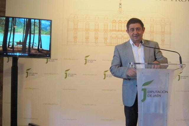 Presentación de los Premios 'Jaén, paraíso interior' 2017.