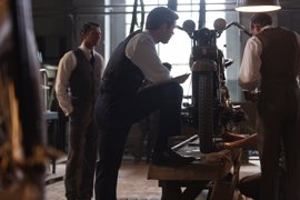 Dmax ruge con 'Harley and the Davidsons'