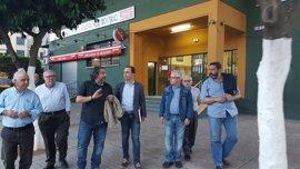 """Millán reclama """"medidas urgentes"""" contra la """"oleada de robos y agresiones"""" en Pino Montano"""