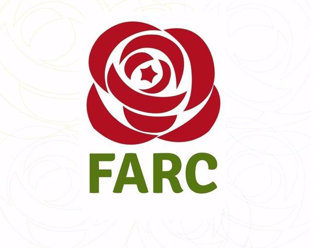 Logotipo del nuevo partido fundado por las FARC en Colombia