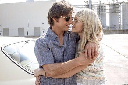 """Sarah Wright (Barry Seal: El Traficante): """"Trabajar con Tom Cruise es maravilloso y muy emocionante"""""""