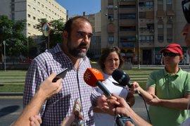 """IU pide a Susana Díaz la destitución del consejero de Fomento ante la """"nefasta"""" gestión del metro"""