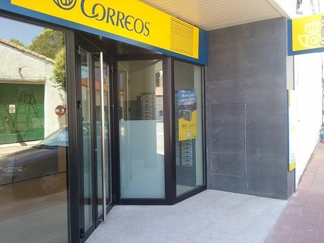 las oficinas de correos triplican su negocio de venta de On oficinas de correos zaragoza
