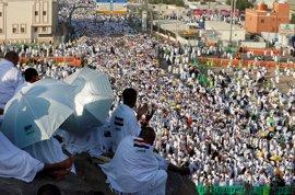 Los peregrinos iraníes vuelven a La Meca tras dos años de ausencia por la rivalidad con Arabia Saudí