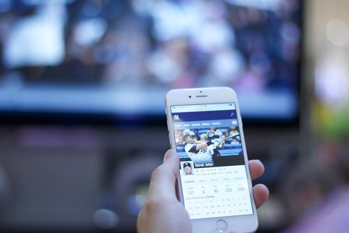 Smartphone y televisión