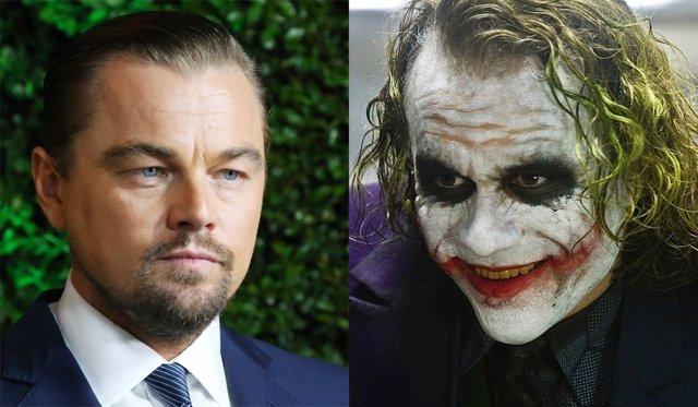 Leonardo DiCaprio Joker