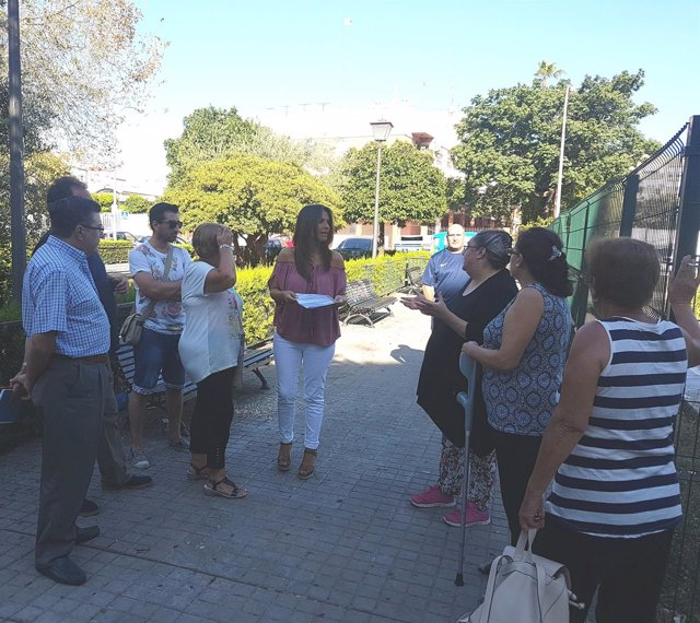El PP de Sevilla pide actuaciones en la Plaza de la Fuente