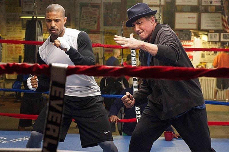 Stallone pone fecha al estreno de Creed 2