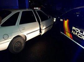 Detenidos dos hombres en Llaurí (Valencia) tras una persecución de más de 60 kilómetros en un vehículo robado