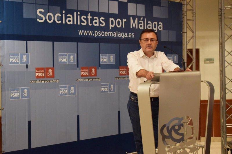"""PSOE: En Marbella ha prosperado una moción de censura """"con un oscuro trasfondo de intenciones"""""""
