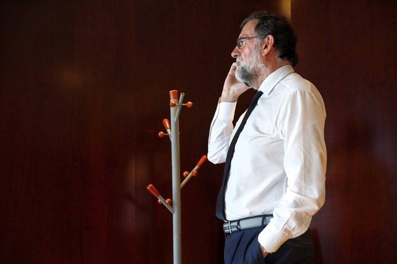 Rajoy lamenta la prohibición de salida de Tintori de Venezuela por parte de las autoridades del país