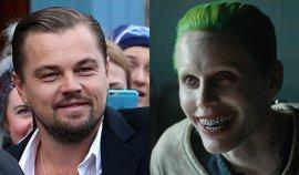 Así será Leonardo DiCaprio como Joker