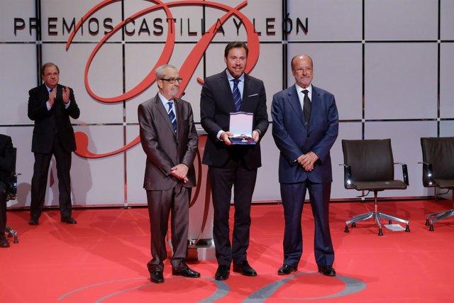 Los tres alcaldes de Valladolid durante la etapa democrática