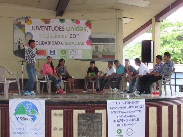 La Diputación de Huelva colabora en un proyecto social en El Salvador