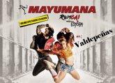 Foto: Mayumaná llega este martes a Valdepeñas poniendo la rumba de Estopa sobre el escenario