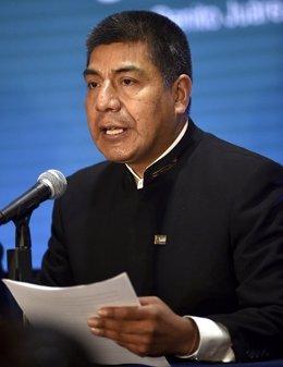 Canciller Bolivia nueva etapa entre Chile y Bolivia