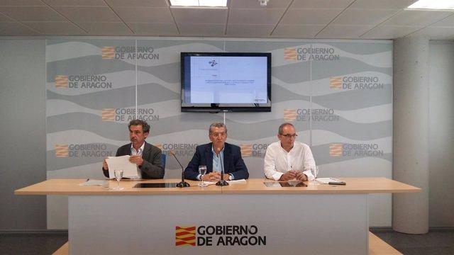 El consejero Sebastián Celaya ha presentado los datos este lunes.