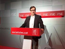 """El PSC se reividica """"copartícipe"""" de la propuesta de Sánchez de empezar la reforma constitucional"""
