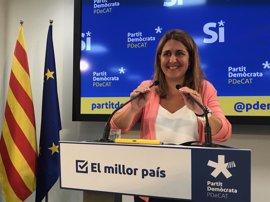El PDeCAT participará en la comisión en el Congreso que el PSOE quiere abrir antes del 1-O