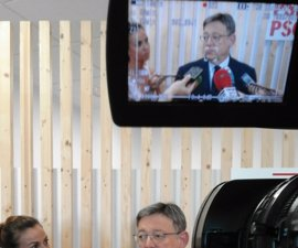 """Puig: """"El Gobierno no puede escudarse en que debe haber acuerdo de todas las CCAA para cerrar el modelo"""" de financiación"""