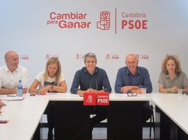 La Ejecutiva del PSOE decide relevar a Ramón Ruiz, Rosa Inés García y Salvador Blanco